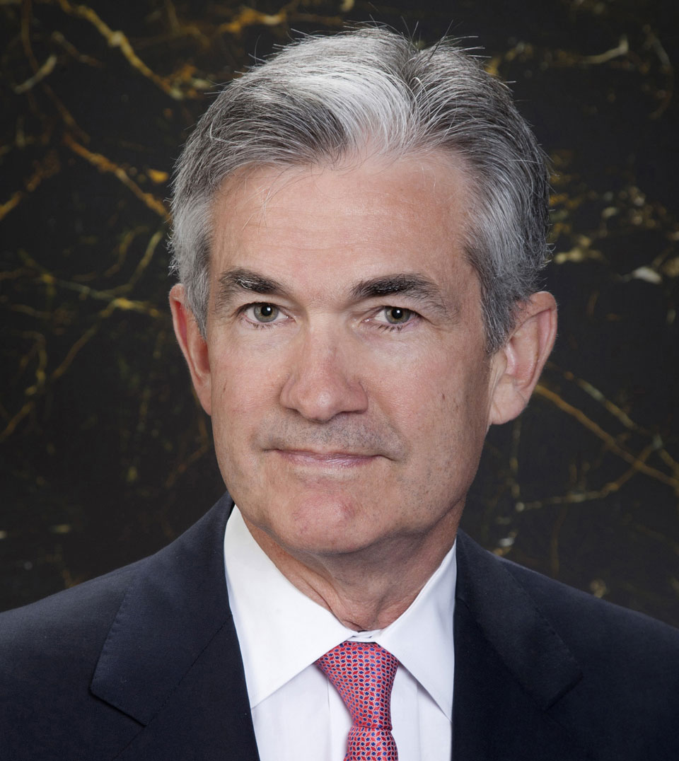 "Jerome ""Jay"" Powell"