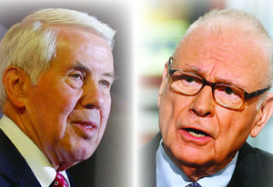 Senator Richard Lugar and The Honorable Lee Hamilton