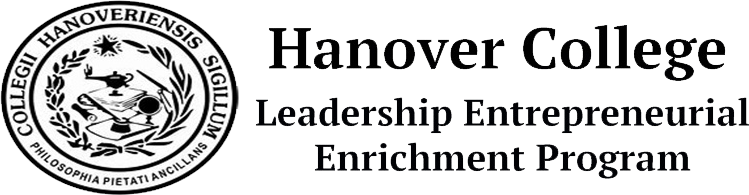 Hanover College - Leadership Entrepreneurial Enrichment Program