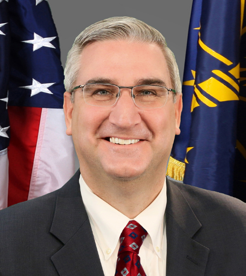 Gov. Eric Holcomb